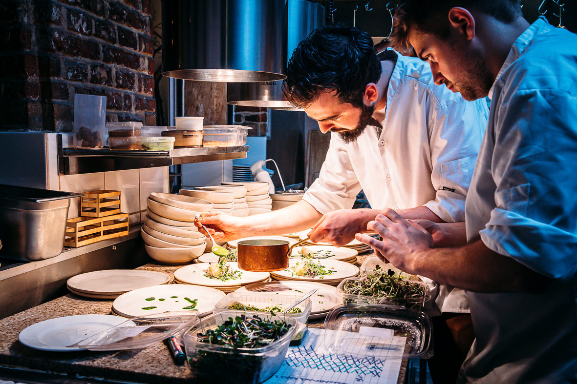 Fotograaf Nico Van Moorhem food fotografie